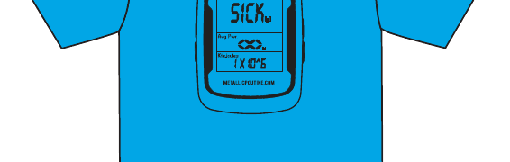 SICK WATTS (It's a T-shirt)