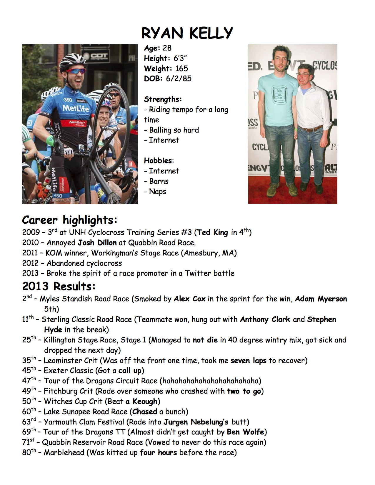 TOUR DE AWESOME preview/300 not on 100 – exit17
